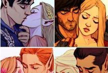 Ships I Want to Set Sail and/or Never Sink / Just a place to personally celebrate my favorite pairings. Not everyone may agree with them. Currently most obsessed with:  Rory x Jess, Cassian x Nesta, Feyre x Rhys, Sandor x Sansa, Aelin x Rowan, Mor x Azriel, Lysandra x Aedion, Dorian x Manon, Kestrel x Arin, etc. etc.   And many more from various series.