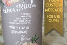 Relax Creative Designs / Personalized Paper & Labels for your DIY Wedding