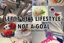 health and fitness motivation / by courtney
