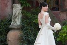 Gli abiti di Cinzia Ferri / Una selezione dei meravigliosi vestiti da sposa realizzati nel nostro atelier.