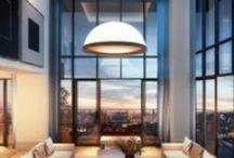Arquitetura - Interiores / Arquitetura de interiores, decoração da casa, tudo com design. - Interior architecture, home decor, all with design.