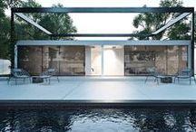 Arquitetura - Exteriores
