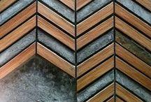 Texturas - Textures / Texturas, painéis, pisos e acabamentos. - Textures, panels, flooring and finishes.