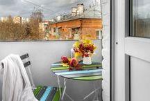 Teraszok és verandák