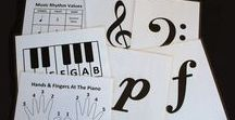 Dynamics / Lesson ideas for dynamics in the elementary and middle school music classroom.