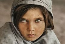 Afghanistan / People and landscapes - to show that there is much more than danger and war in this beautiful country.