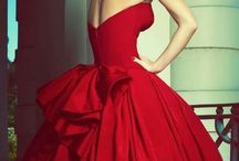 Glam dresses / Gowns and fabulous dresses