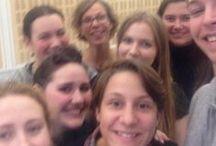 Det sejeste Kommunikations-KJ-Team! / 2g/3g Kommunikationslinje på IJG 2014-2015