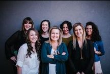 meet the team: the perfect petal / by The Perfect Petal