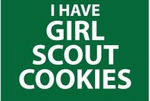 The Scouts / I'm very involved with local Girl Scout and Boy Scout troops.