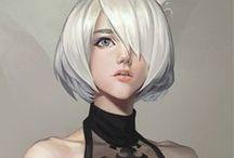 character (Woman)