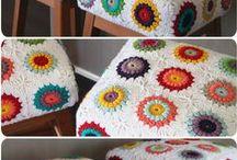 Crochê / Algumas coisas sobre crochê que chamaram minha atenção