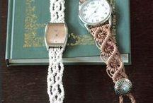 Makramé šperky