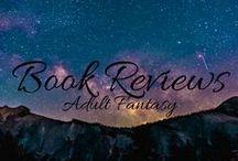 Book reviews: adult fantasy