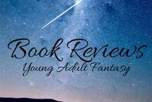 Book reviews: YA fantasy