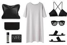 My style. / Fashion. My kind of fashion.
