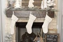 Holiday Decor / Crafts and DIY projects all around the holidays.