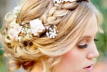 Hair styles and updos