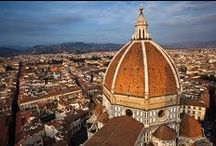 Florence, Italy / SACI is located in this beautiful city: Firenze (Florence), Italy
