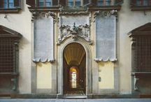 SACI Facilities / Study Abroad in Florence, Italy. Studio Art Centers International has 2 buildings: Palazzo dei Cartelloni on Via Sant'Antonino and Palazzo Maidoff on Via Sant'Egidio, both in Florence. For more info: http://www.saci-florence.edu/8-category-about-saci/198-page-facilities-history.php