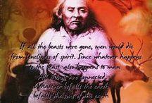 Native American Indians / by Sandra Slattery