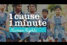 Videos / Get more info on our cause and the issues girls in India face.