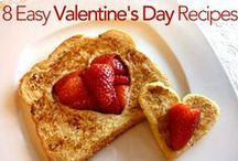 Valentine's Day / Gift ideas, recipes, decorations, and more!