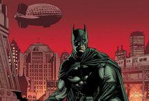Batman / The Dark Knight Tribute