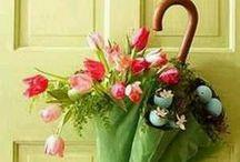 Spring Fever / Everything Spring; Easter, Vacations, Picnics, Recipes
