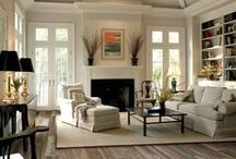 Home: Decor / A collection of ideas that include farm style, rustic, cottage, industrial, and whatever catches my fancy.