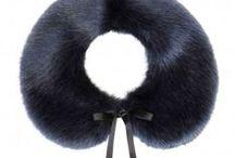 Helen Moore | Peter Pan Collars / Luxury Faux Fur Peter Pan Collars