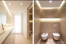 Ideas casa / Ideas de espacios, iluminación de casa, puertas
