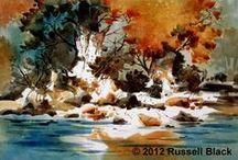 Paitings  - Watercolors