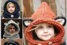 Punto patucos, gorros y guantes niños / Patucos, Gorros y guantes