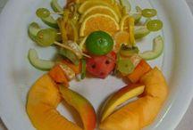 Frutas Graciosas / Recetas de cocina