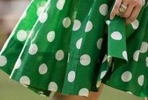 skirts & green