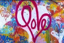 LOVE Collection / Canvas, Fabrics, Décor.