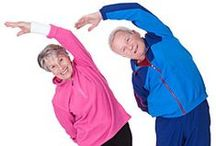 Exercise Just for Seniors / Exercise tips for seniors to keep you healthy and happy.