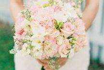 Svatba - květiny