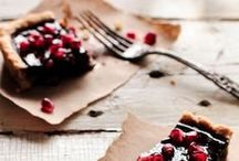 Sweets - Snacks - Desserts / Tastes like happiness
