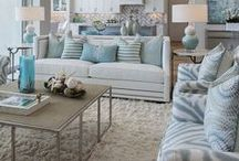 Cottage-n-Coastal Home Decor / A collection of decor ideas to fit that anything goes style.