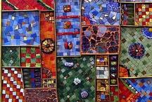 Mosaics / glass