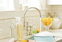 || Natural Cleaning Recipes || / Eco friendly, green, and frugal DIY cleaning recipes.