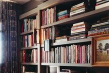 You have to keep books in a pretty place.