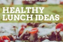 || Healthy Lunch Ideas || / Real food, WAPF, paleo, primal, raw, vegetarian, and vegan lunch ideas! Get more healthy lunch ideas at https://www.facebook.com/myhealthylunchbox2  Email naturalfamilytoday@gmail.com if you would like to contribute.