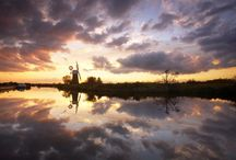 Norfolk Broads / The Norfolk Broads have been coined 'Britain's Magical Waterland' which represents the mystic beauty of the rivers, with the fun and adventure that the whole family can enjoy whilst on a holiday on the Broads