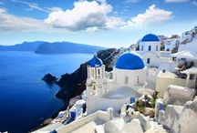 """Greek Beauty: Not in Crisis / """"A thousand faces has this Greek world ... always recognizable."""" - Henry Miller"""