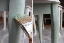Chalk Paint / Chalk paint pins!