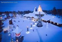 Santa Claus Village in Rovaniemi / Santa Claus Holiday Village is a part of Santa Claus Village in Rovaniemi in Finnish Lapland. Santa Claus Village Offers lots of attractions and activities.