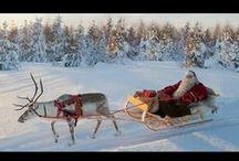 Videos about Santa Claus Village in Rovaniemi / Videos about Santa Claus Holiday Village, Santa Claus Village and Rovaniemi in Lapland